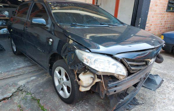 Corolla GLI Flex 1.8 (2012-2013)