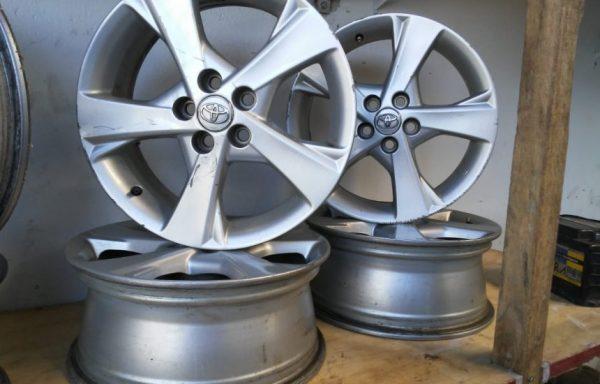 Rodas Corolla 16 Polegadas